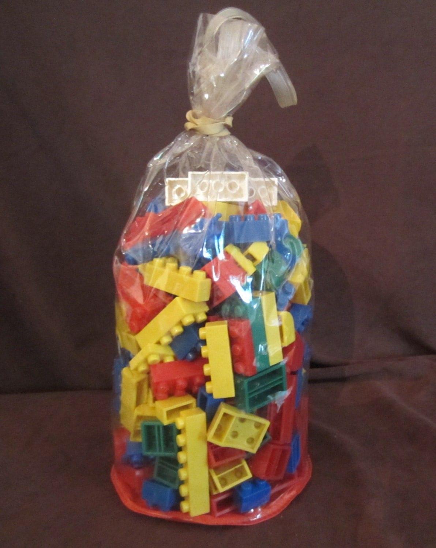 reserved for ludi big bag of legos vintage toys. Black Bedroom Furniture Sets. Home Design Ideas