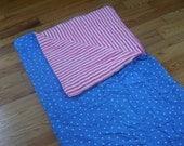 Vintage Stars and Stripes Sleeping Bag