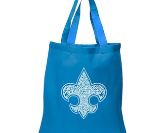 Small Tote Bag - Boy Scout Oath