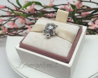Authentic Retired Pandora Charm For Bracelet TURTLE :)