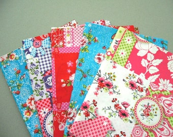 Designer Fabric Bundle - Dutch design fabric – 5 Pcs