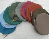 Renaissance Hats - Medieval Mens or Womens Costume Play Hats - Choose Your Color