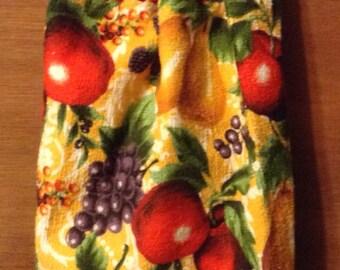 Fruit Crochet Kitchen Hand Towel
