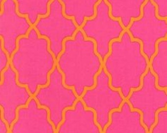 Michael Miller Fabrics - Moroccan Lattice  - 1/2 yard cotton quilt fabric 516