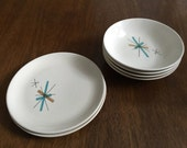 Salem North Star Bowls and Plates