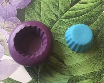 Flexible Mold - 23mm Cupcake Base