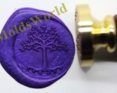 S1089 Tree of Life Wax Seal Stamp , Sealing wax stamp, wax stamp, sealing stamp