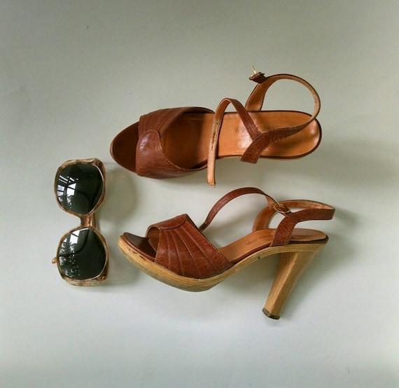 f8b9976a339 Platform Heels: Vintage Platform Heels