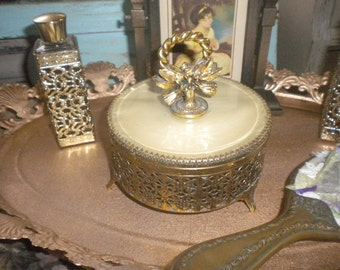 SALE>>>>>>>Spectacular 6 pc. Dresser Set, Victorian, French,Eclectic, Hollywood Regency