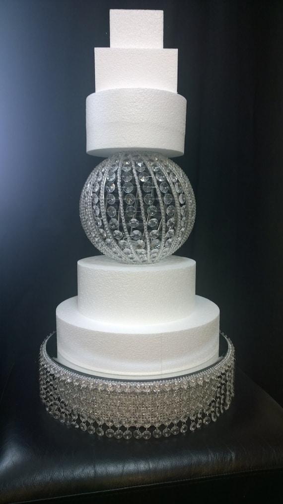Cake Boss Chandelier Cake