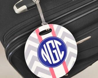 Personalized Luggage Tags  Custom Monogram Luggage tag