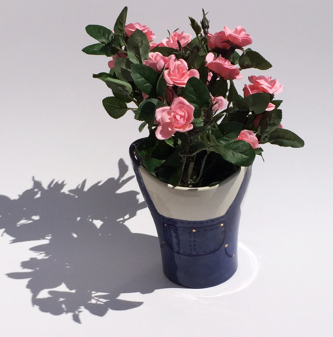 flower pot garden pot garden planter indoor pots ceramic. Black Bedroom Furniture Sets. Home Design Ideas