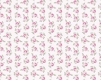 Riley Blake Pink Petals Fat Quarter