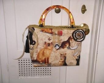 Tween Kitty Bag