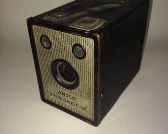 Ansco Shur-Shot Jr. Box camera