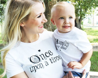 Once Upon A Time & Happily Ever After Mommy and me Set