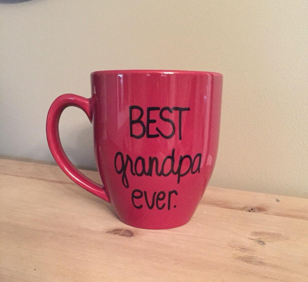 Best Grandpa Ever Coffee Mug Grandpa Gift Father 39 S Day