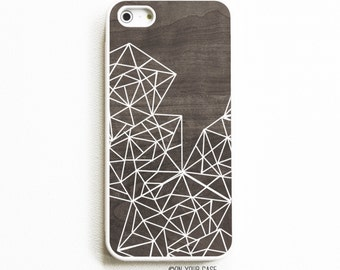 Rubber iPhone 5 Case. iPhone 5S Case. Geometric Lines. iPhone 5S Cases. Rubber iPhone Cases. Phone Case. iPhone Case.