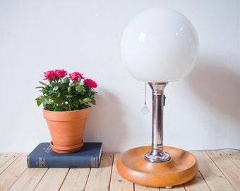 Unique Table Lamp 'Wilhelm W.' | Repurposed
