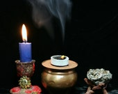 Charcoal for resin incense, herbs, shisha, smudging - sleeves or singles - meditation, yoga, magic