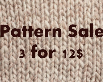 KNITTING PATTERNS, pattern sale, crochet patterns, knitting patterns, womens patterns, clothing patterns, kids patterns