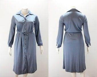 XXL Vintage Dress - Serbin NWOT - Deadstock