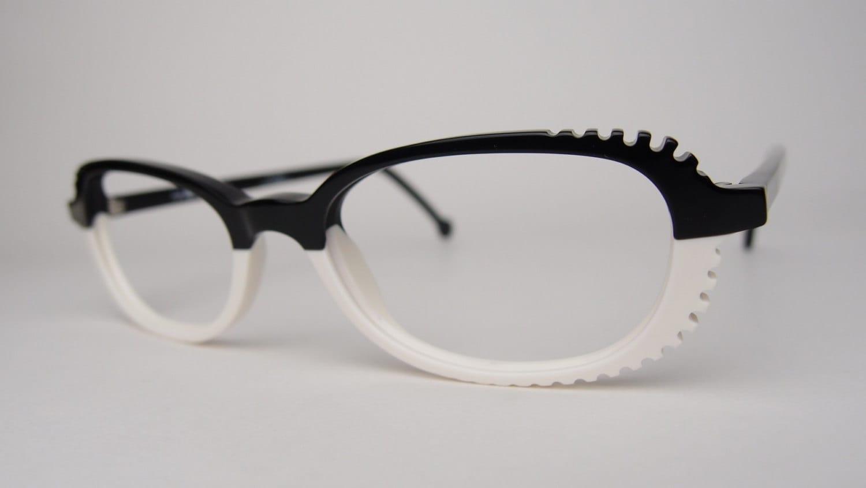 Unusual Designer Eyeglass Frames : Vintage l.a. Eyeworks Popcorn Sunglasses Eyeglasses Frames ...