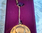 Paul Harris Medal on Chain