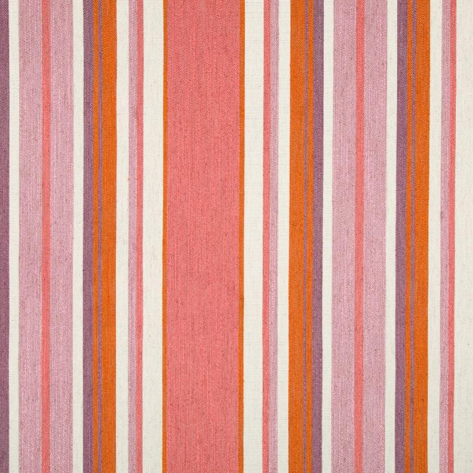 Purple orange stripe upholstery fabric woven coral fabric for Purple upholstery fabric