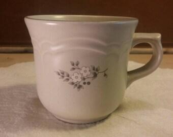 Beautiful PFALTZGRAFF HEIRLOOM Collection Coffee Mug Vintage SALE!!!