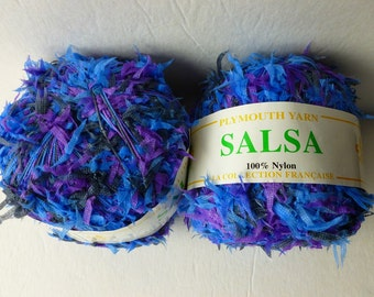 Sale  Night Wing  07  Salsa by Plymouth Yarn