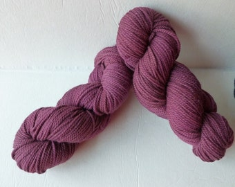 Sale Plum Paternayan Tapestry Wool Dyed by Saco River Dyehouse