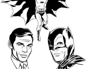 Adam West: Batman '66