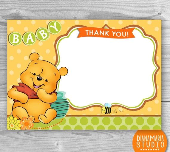 Baby Shower Winnie The Pooh Invitations was good invitations design