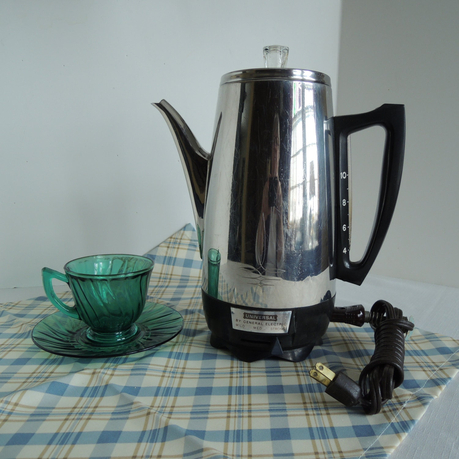 Universal Percolator 10 Cup By General Electric GE Kitchen