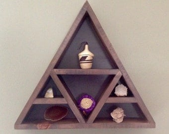 Custom Triangle Shelf