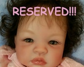 Reserved for Cheryl Hempfleng shipping costs for this custom doll