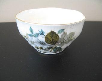 Vintage English Royal Albert Small Bone China Bowl