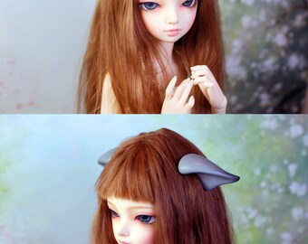 Down Wolf Ears Set : Magnetic Fantasy Parts