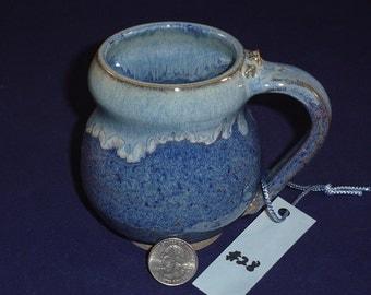 Stoneware Chun mug