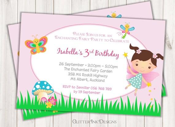 Fairy garden party invitation pdf or jpg printable personalized il570xn stopboris Gallery