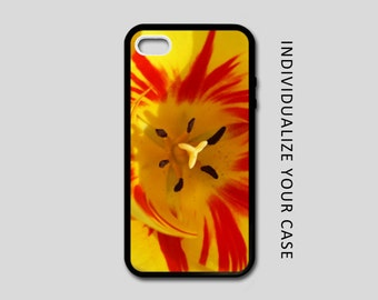 Tulip iPhone Case, Flower iPhone Case, Tulip Samsung Galaxy Case, iPhone 6, iPhone 5, iPhone 4, Galaxy S4, Galaxy S5, Galaxy S6
