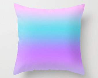 Solid Lilac Throw Pillows Modern Minimalist Sunset Decor Pillow cover Cushion covers Pillow case Accent pillow Couch pillow Decore pillow