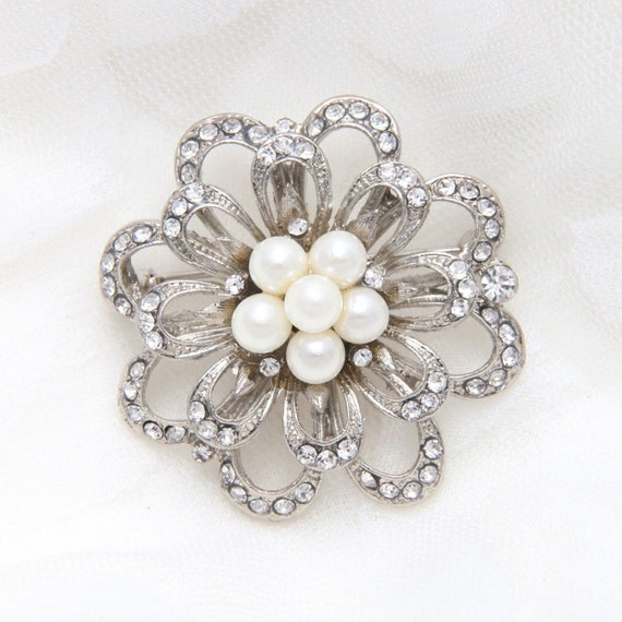 Cake Buckle Decoration Pearl