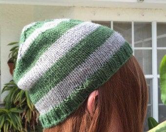 Slytherin House Harry Potter Knit Hat
