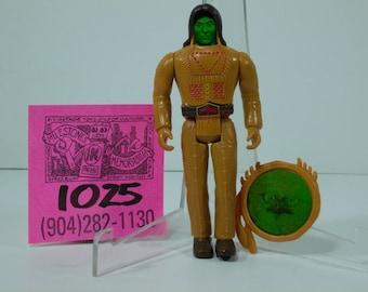 1987 Tonka SuperNaturals EagleEye action figure