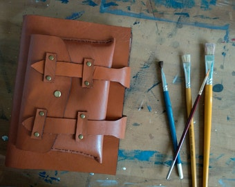 The Artist's Leather Journal