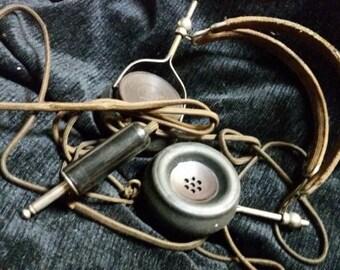 Red Seal Headphone 1925, MESCO