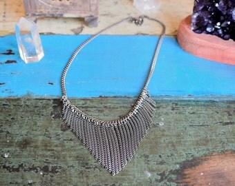 Full Fringe Necklace