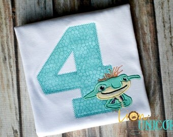 PLEASE READ Bobgoblin Bob Goblin Wallykazam Wally Birthday Shirt  - Number can be changed - Name can be added for FREE